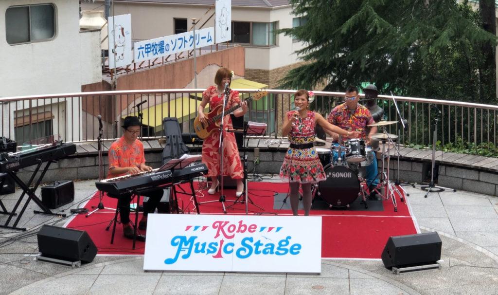 神戸北野ジャズイベントAnnext(アネクスト)19年10月13日ご来場ありがとうございました。